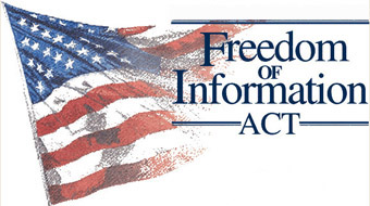 Click here for information on the Freedom of Information Act.